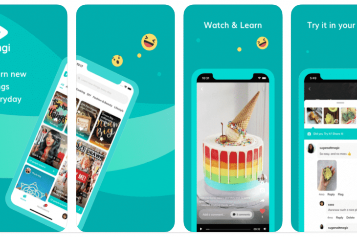 Google Short Video Apps Tangi