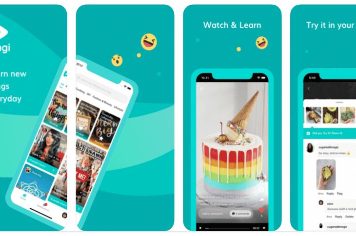Google Short Video Apps Tangi